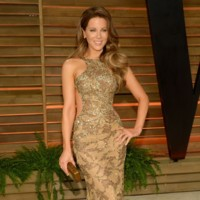 Kate Beckinsale oscar 2014 fiesta Vanity Fair