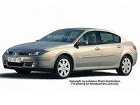 Renault Laguna 2007, nueva recreación y fotos espía
