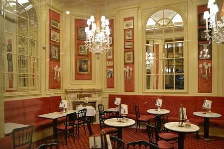 Cafe Sacher Hotel Sacher Wien2