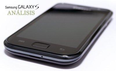 Samsung Galaxy S, análisis (I): el teléfono más potente del mercado