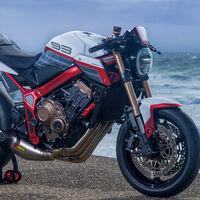 La Honda CB650R Fénix gana el concurso europeo de motos custom entre los concesionarios del ala dorada