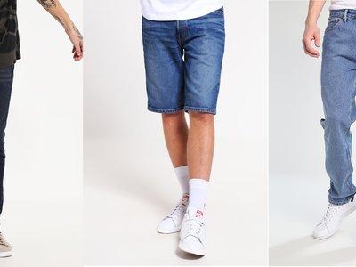 Tallas sueltas en pantalones de Levi's con hasta un 60% de descuento, encuentra tu chollo