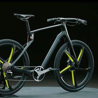 La Superstrata Ion es una bicicleta eléctrica hecha de fibra de carbono a medida con impresión 3D y por 1.584 euros