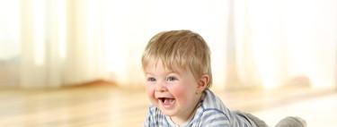 Bebé de ocho meses: todo sobre alimentación, sueño y desarrollo en el octavo mes de vida