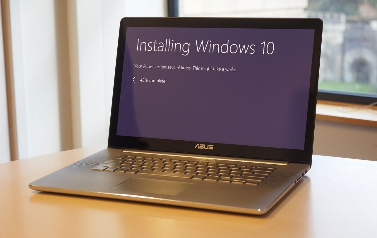 Pronto podrás instalar Windows 10 desde la nube sin necesidad de preparar un pendrive USB o un DVD