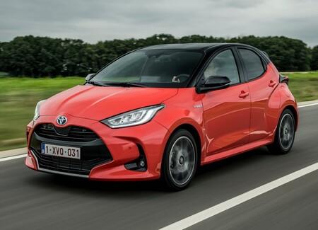 El Toyota Yaris se convierte en el primer auto japonés en liderar las ventas de coches en Europa