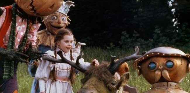 Oz, un mundo fantastico 5