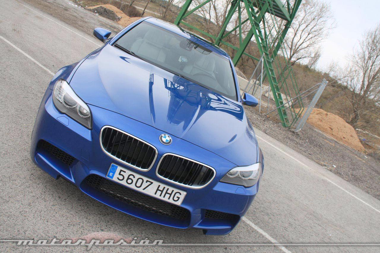 Foto de BMW M5 (Prueba) (59/136)