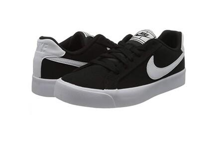Las Nike Court Royale AC Canvas son unas zapatillas de marca que combinan con todo y ahora están en Amazon por menos de 30 euros en varias tallas