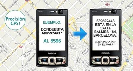 DondeEsta, localiza el móvil mediante un SMS