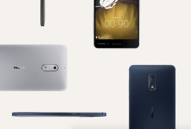The Nokia 6, 5 and 3 will arrive in stores worldwide at ...