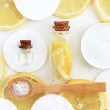 Vinagre, bicarbonato y limón o una limpieza orgánica para el hogar