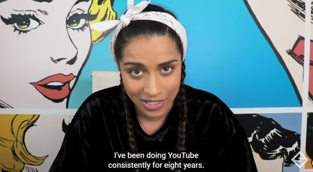 """""""No me siento mentalmente sana"""": Lilly Singh es la última youtuber en tomarse un descanso por ansiedad"""