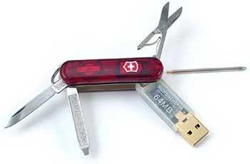USB multiusos