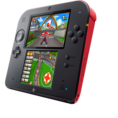 2ds Kartred Side