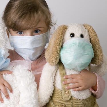 Los niños se infectan hasta ocho veces más de lo que detectan los test PCR