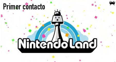 'Nintendo Land', primer contacto con el curioso parque de atracciones [E3 2012]