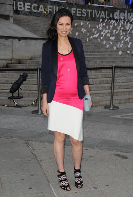 Wendi Murdoch Vanity Fair Tribeca