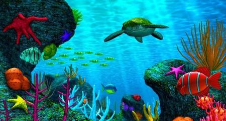 'The Big Blue', el proyecto kickstarter del creador del mítico 'Ecco The Dolphin'