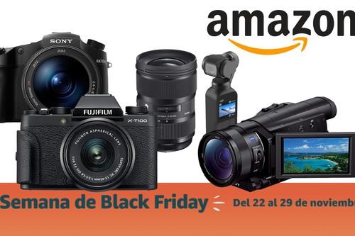 Black Friday 2019: las mejores ofertas en fotografía y vídeo de hoy en Amazon