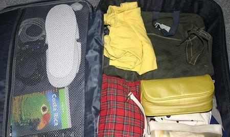 ¿Cuánto equipaje necesita para ir de vacaciones?