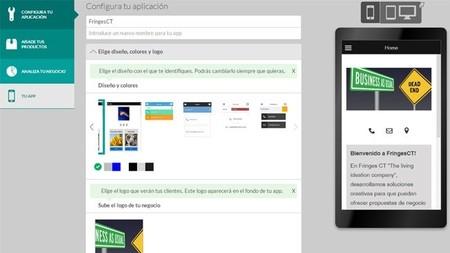 Upplication, tus apps con comercio electrónico en cinco minutos