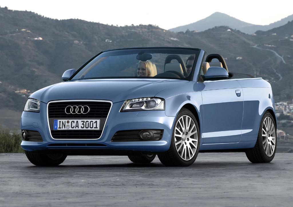 Foto de Audi A3 Cabrio (6/48)