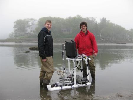 Roboclam mejora y ya promete trabajos funcionales en los fondos marinos