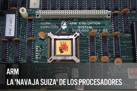ARM, la 'navaja suiza' de los procesadores