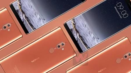 Un nuevo render del Nokia 9 muestra todos sus detalles: pantalla sin marcos y doble cámara Zeiss