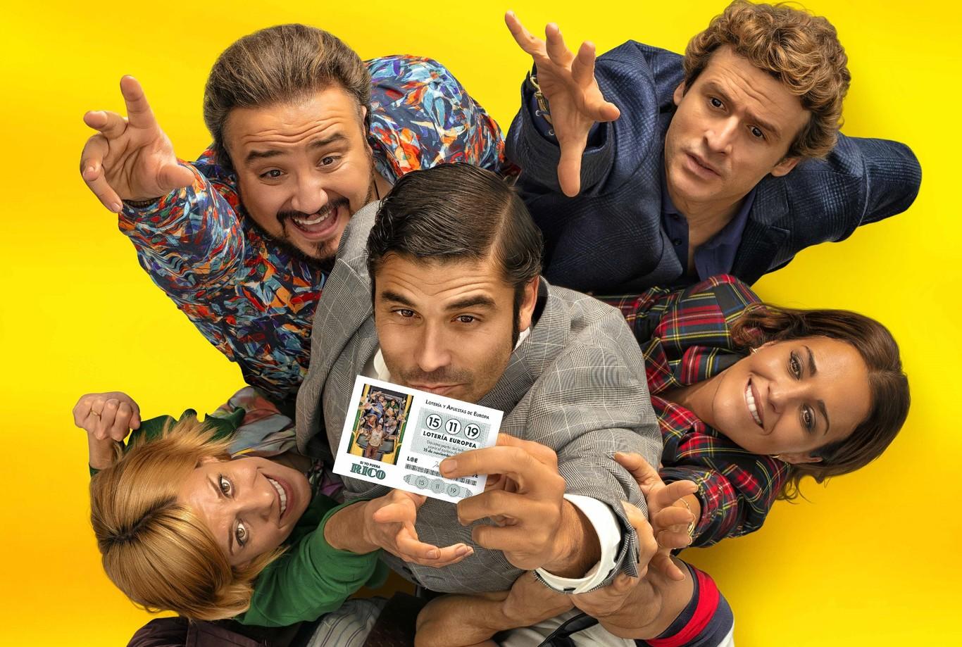 Si Yo Fuera Rico 2019 Critica Una Discreta Comedia Que Sigue La Misma Fórmula De Algunos De Los últimos Grandes éxitos Del Cine Español