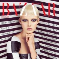 Todas las tendencias en una sola portada: Harper's Bazaar me vuelve a enamorar