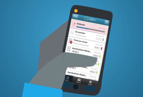 Captio, aprende a gestionar los gastos desde tu iPhone: App de la Semana
