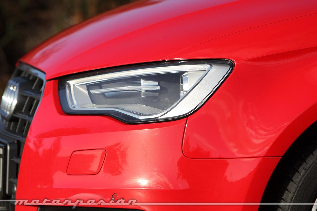 Foto de Audi A3 2.0 TDI (prueba) (17/52)