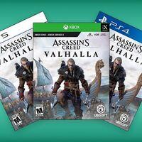 La versión física de 'Assassin's Creed: Valhalla' está de oferta en Amazon México: menos de 670 pesos para Xbox Series X y PS5