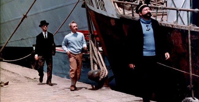 Tintin y el Toison de Oro