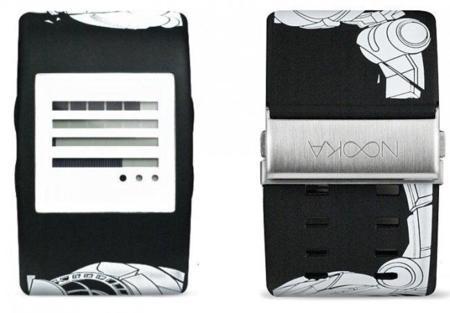 Edición limitada de relojes Nooka en colaboración con MTV