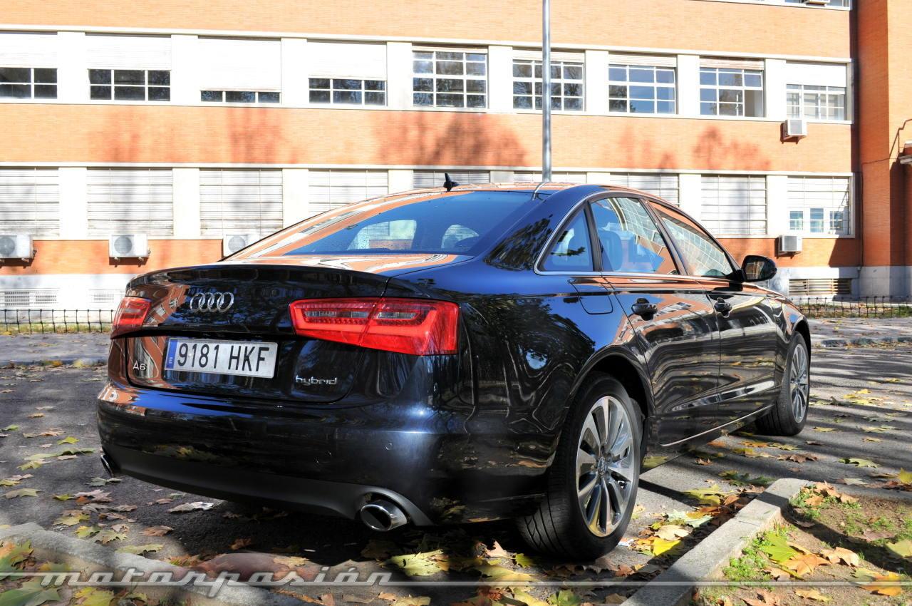 Foto de Audi A6 hybrid (prueba) (114/120)