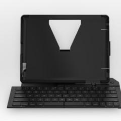 Foto 2 de 3 de la galería logitech-fold-up-keyboard en Xataka