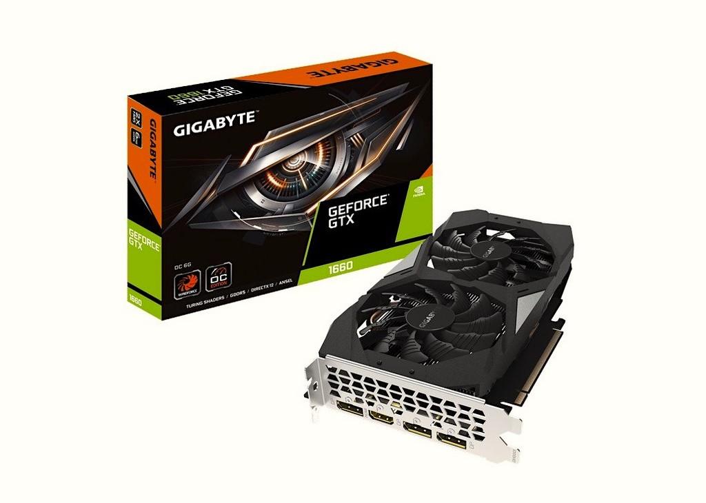 La Nvidia GeForce GTX 1660 es oficial: una de las mejores gráficas para jugar en 1080p por solo 229 euros