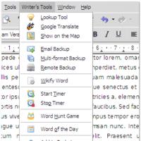 Writer's Tools, amplía las posibilidades de OpenOffice.org