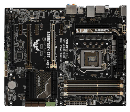 Asus Sabertooth Z97 Mark2