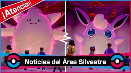 Pokémon Espada y Escudo: todos los Pokémon Dinamax que aparecerán en las Incursiones por el evento de las Piedras Lunar y Solar