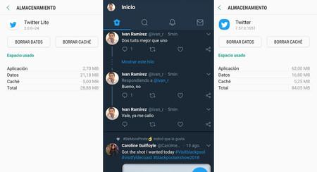 Twitter Lite es menos lite: llega a más países, añade notificaciones, ahorro de datos, modo noche y más