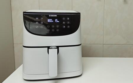 Probamos la freidora de aire Cosori: análisis de la airfryer más vendida de Amazon