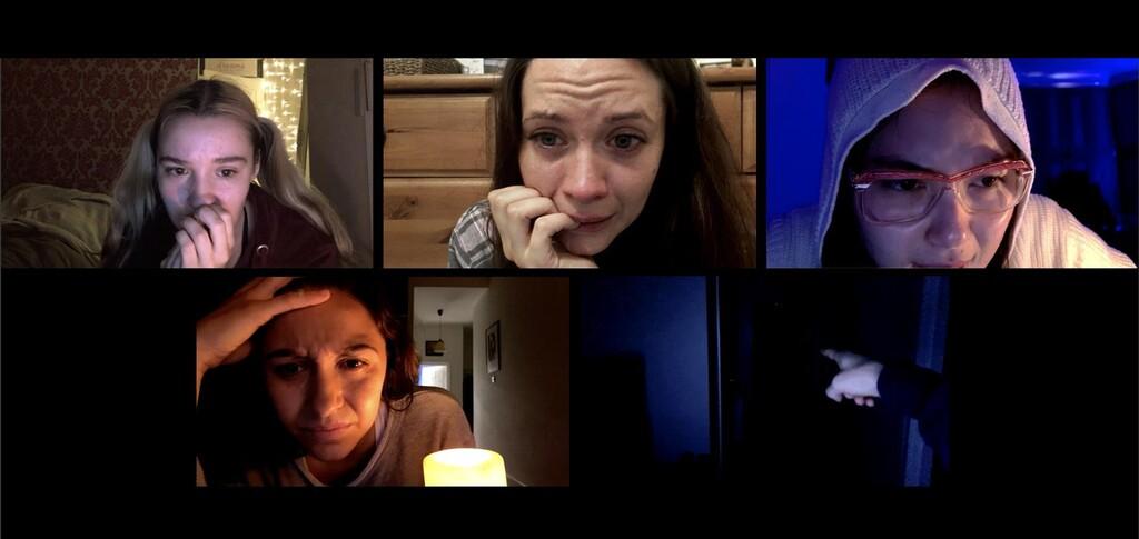 'Host' (crítica): viene a Filmin y cines la videoconferencias mas aterradora de 2020, una pesadilla mas compleja y sutil de lo que aparenta