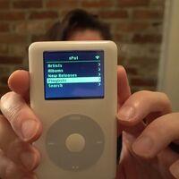 Con 100 dólares y mucho ingenio este iPod Classic de 2004 ahora puede reproducir música de Spotify vía streaming