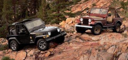 Jeep Wrangler Golden Eagle en edición limitada