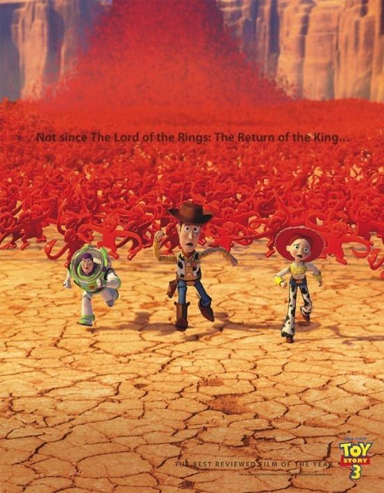 Foto de 'Toy Story 3', carteles para los Oscars (15/15)