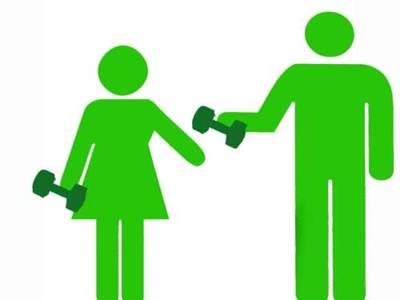 Acabando con un estereotipo. Los hombres y las mujeres no somos iguales a la hora de entrenar